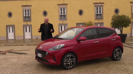 Hyundai i10 – Driving the new little Hyundai