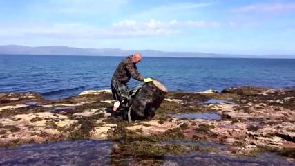 Scotsman's spirit-raising charity challenge