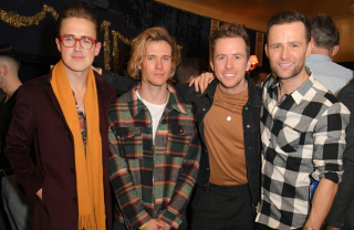 McFly had therapy before reunion show