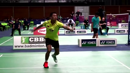 China's Lin Dan hangs up his badminton racquet