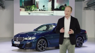 World Premiere of the new BMW 5 Series Highlights