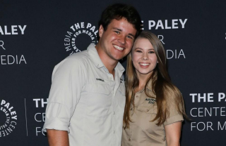 'Having his last name means so much to me': Bindi Irwin keeps surname to honour late father Steve Irwin