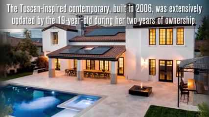 Hot Property Kylie Jenner gets $3.15 million for her glammed-up starter home in Calabasas