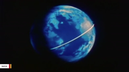 NASA Shares 50-Year-Old Image Of Earth Taken 10,000 Miles Away