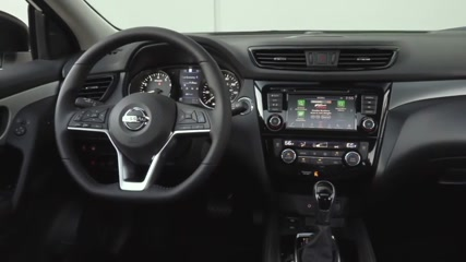 2020 Nissan Rogue Sport Interior Design