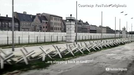 Escape Soviet East Berlin in VR
