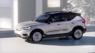 The New Volvo XC40 Recharge - Fully electric all-w