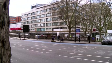UK PM Johnson in intensive care unit with COVID-19 symptoms