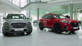 Hyundai Walk - Tucson N Line with Richard Hales