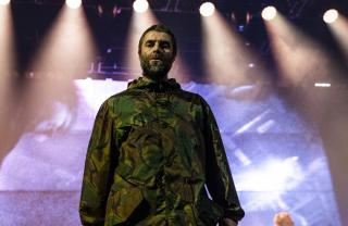 Liam Gallagher ends Robbie Williams feud