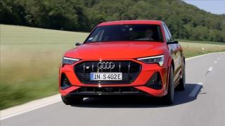 Marc Baur on Audi electric torque vectoring