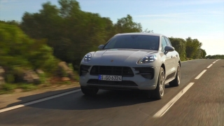 The new Porsche Macan GTS in Crayon Driving Video