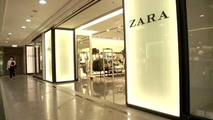 Zara-owner Inditex returns to profit in Q2