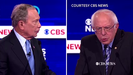 Bloomberg claims Russia helping Sanders get elected