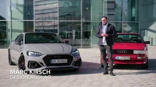 The new Audi RS 5 Coupé / Sportback Design - Inter
