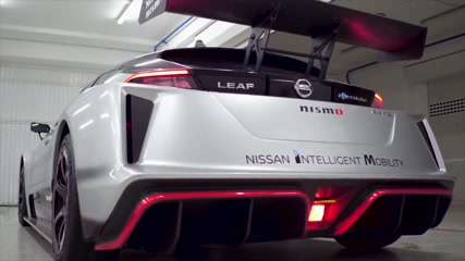 Nissan Leaf RC Nismo Highlights