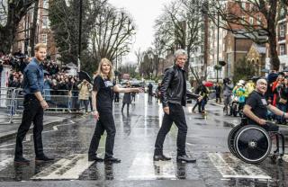 Bon Jovi release charity single in aid of Invictus Games Foundation