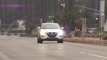 2020 Nissan Rogue Sport Driving Video