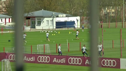 Bayern's Flick says team will be ready when the Bundesliga is ready