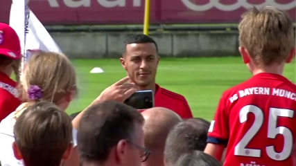 Thiago wants to leave Bayern for new challenge, says CEO Rummenigge