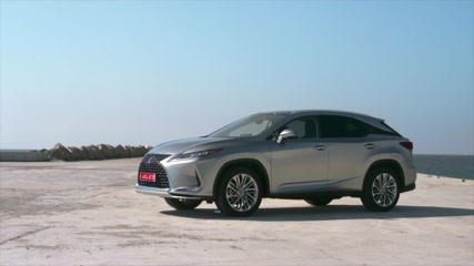 2020 Lexus RX 450h Luxury silver Design Preview