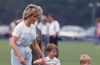 Royal McDonald: Princess Diana's secret McDonald's trips with Prince William and Prince Harry